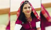 Pakistan's Hindu lawmaker Krishna Kumari featured on BBC's 100 women 2018 list