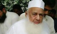 Gen. Bajwa grieved on demise of Ameer Tableeghi Jamaat Haji Abdul Wahab