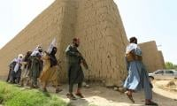 Taliban say no pact struck with U.S. over deadline to end Afghan war