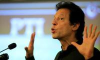 Imran Khan's defence of the political U-turn sparks mirth