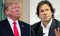PM Imran, Trump engage in war of words after tirade against Pakistan