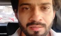 Arrested for possession of sheesha not alcohol, Waqar Zaka clarifies
