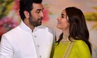 Alia Bhatt breaks silence on rumours regarding wedding with Ranbir Kapoor