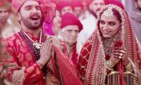 Ranveer, Deepika land in Bengaluru for first wedding reception