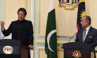 We want to learn from your experiences, PM Imran tells Malaysia's Mahathir Mohamad