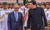 Mahathir Mohamad thanks PM Imran Khan for visiting Malaysia