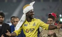 Daren Sammy wins hearts with tweet in Pashto