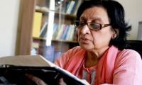 Fahmida Riaz passes away in Lahore