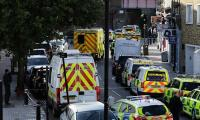 Police find two explosive devices in London Flat