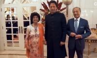PM Imran Khan impresses Malaysian First Lady