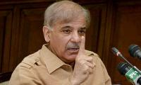 Shahbaz Shairf accuses NAB of blackmail