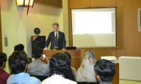 Japanese culture centre hosts seminar on renowned scholar Yukichi Fukuzawa