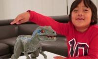 Seven-year-old Ryan named YouTube's highest-earning star
