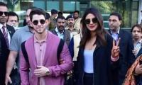 Priyanka, Nick and galaxy of stars arrive in Udaipur for Isha Ambani's wedding
