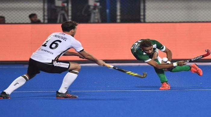 Pakistan qualify for knock-out stage in Hockey World Cup