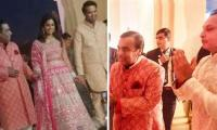 Sneak peek into Isha Ambani's star-studded sangeet