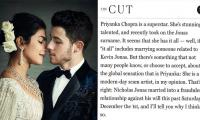 The Cut writer apologizes for calling Priyanka Chopra a 'global scam artist'