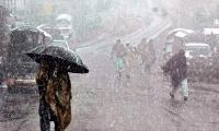 Rain, snowfall in parts of country turn weather cold