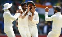 Marsh and Head fall as India close on Australia Test win