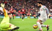 Liverpool turn to Salah to summon Gerrard´s spirit for Napoli showdown