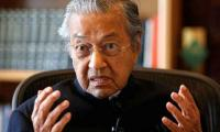 PM Imran Khan's mentor Mahathir Mohamad defends U-turns