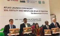 Pakistan-US joint efforts to improve soil fertility in Balochistan