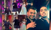 WATCH: Salman Khan dances to SRK's Koi Mil Gaya at Isha Ambani's sangeet