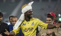 Daren Sammy wishes 'good luck' to son selected for Under 15