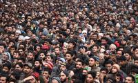 Thousands throng funeral for 14-year-old boy killed in IOK