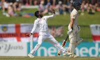 Bowling action of Sri Lanka spinner Akila Dananjaya found to be illegal