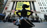 ´Fearless Girl´ gets new home at New York Stock Exchange
