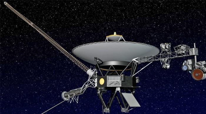 NASA's Voyager 2 spacecraft enters into interstellar space