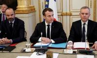 Macron announces increase in minimum wage
