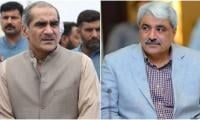 Kh Saad Rafique, brother Salman Rafique arrested in Paragon Housing scam