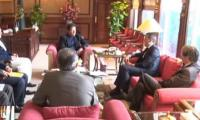 Top official of Italian multinational oil and gas company meets PM Imran