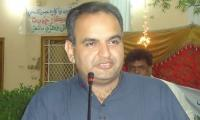 PTI MNA Ramesh Kumar demands ban on alcohol