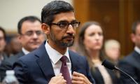 Google CEO spars with lawmakers on bias, privacy