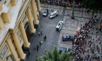 Gunman kills four in Brazil cathedral, commits suicide