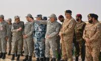COAS Gen. Bajwa witnesses Pak-China Air Exercise Shaheen-VII
