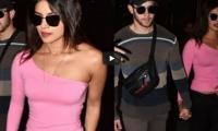 Priyanka, Nick back from Oman after short honeymoon trip