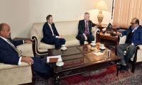 Pakistan, Britain discuss legal modalities of assets recovery