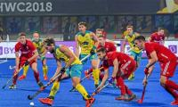 Australia end France´s dream run in hockey World Cup