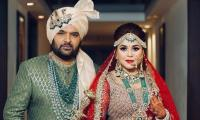 Indian comedian Kapil Sharma and Ginni Chatrath tie the knot