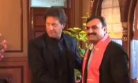 PPP leader Shaukat Basra meets Imran Khan, joins PTI