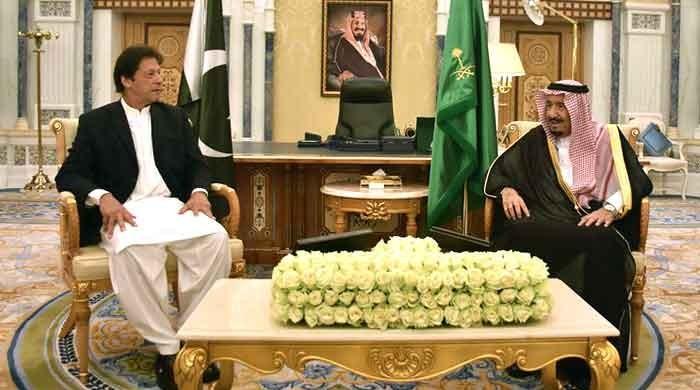 Pakistan receives second tranche of Saudi aid