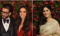 Katrina Kaif on DeepVeer wedding: I feel very happy for them
