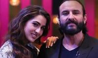 Saif lauds Sara Ali khan's performance in Kedarnath: 'She is better than me'