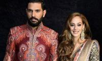 Yuvraj Singh and wife Hazel Keech respond to pregnancy rumors