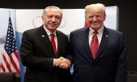 Erdogan, Trump agree ´more effective´ coordination on Syria