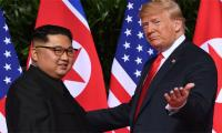 US 'in no hurry' over N.Korea nuclear negotiations: Trump
